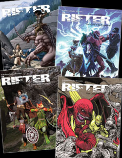 The Rifter Super-Subscription Offer