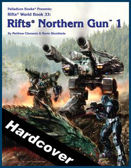 Palladium Insider - Rifts Northern Gun One