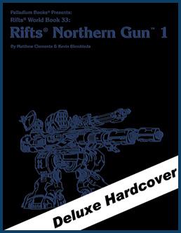 Steel Insider - Rifts Northern Gun One