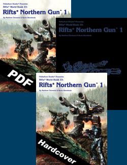 Top Insider - Rifts Northern Gun One