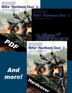 Ultimate Insider - Rifts Northern Gun One