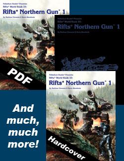 Benefactor - Rifts Northern Gun One