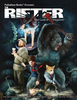 The Rifter #66