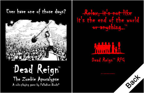 Dead Reign T-Shirt