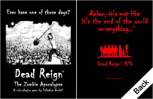 Dead Reign T-Shirt