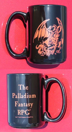 Palladium Fantasy Coffee Mug