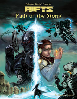 Rifts: Path of the Storm