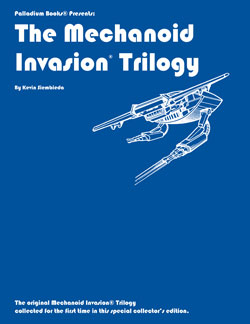 Mechanoid Invasion Trilogy
