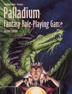 Palladium Fantasy RPG