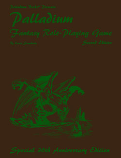 Palladium Fantasy RPG 30th Anniversary Hardcover