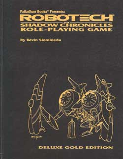 Robotech Gold Hardcover Special