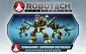 UEDF Tomahawk/Defender Destroids