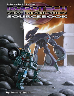 Robotech New Generation Sourcebook