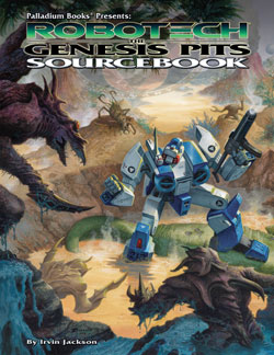 Robotech Genesis Pits Sourcebook
