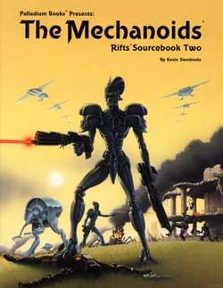 The Mechanoids