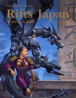Rifts Japan