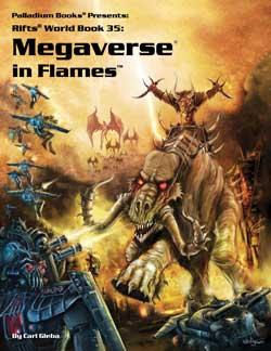 Rifts Megaverse in Flames