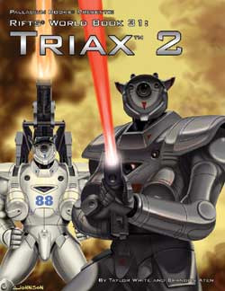 Rifts Triax Two