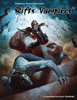 Rifts Vampires Sourcebook