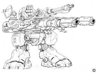 Rifts Northern Gun One