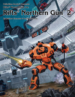 Rifts Northern Gun Two