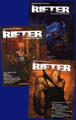 Rifter® #5, #6 & #7 Special