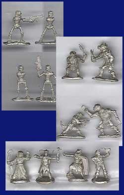 Rifts® CS vs Magic Miniatures Special