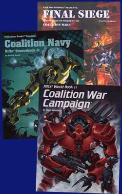Rifts® Coalition War™ Special