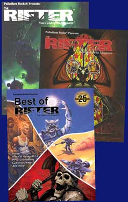 Rifter® #14, #16 and Best of Special