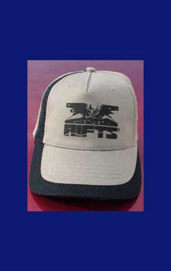 Rifts Logo Baseball Cap Special