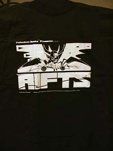 Rifts Logo T-Shirt
