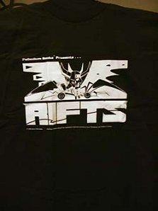 Rifts Logo T-Shirt