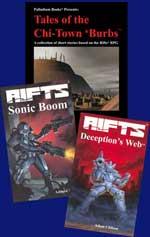 Memorial Day Rifts® Reader Special
