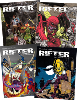 Image result for issues of the rifter