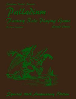 Image result for palladium fantasy