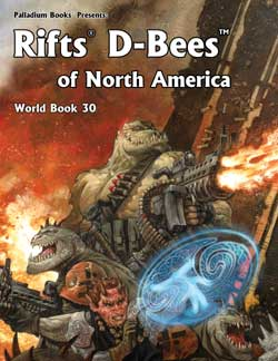 Rifts® D-Bees of North America™