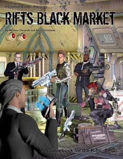 Rifts® Black Market™ (backorder)